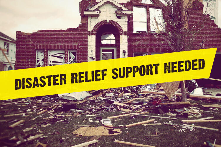 Lakepointe Church Disaster Relief Support Need-Mobile Image